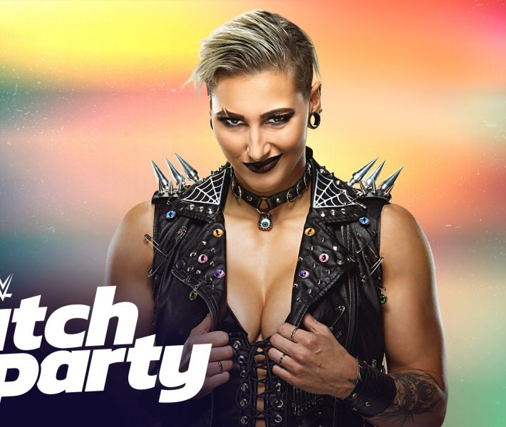 Join Rhea Ripley live on TikTok for a WWE Watch Party this Thursday night