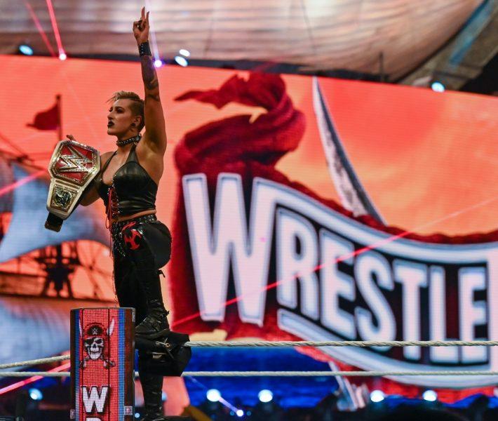 Wrestlemania 37 Night Two – April 11th 2021