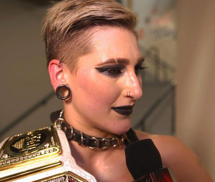 Rhea Ripley thinks Charlotte Flair is misunderstanding her: WWE Network Exclusive, May 10, 2021