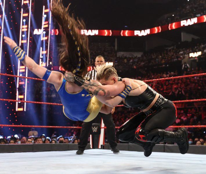 RAW – August 16th 2021